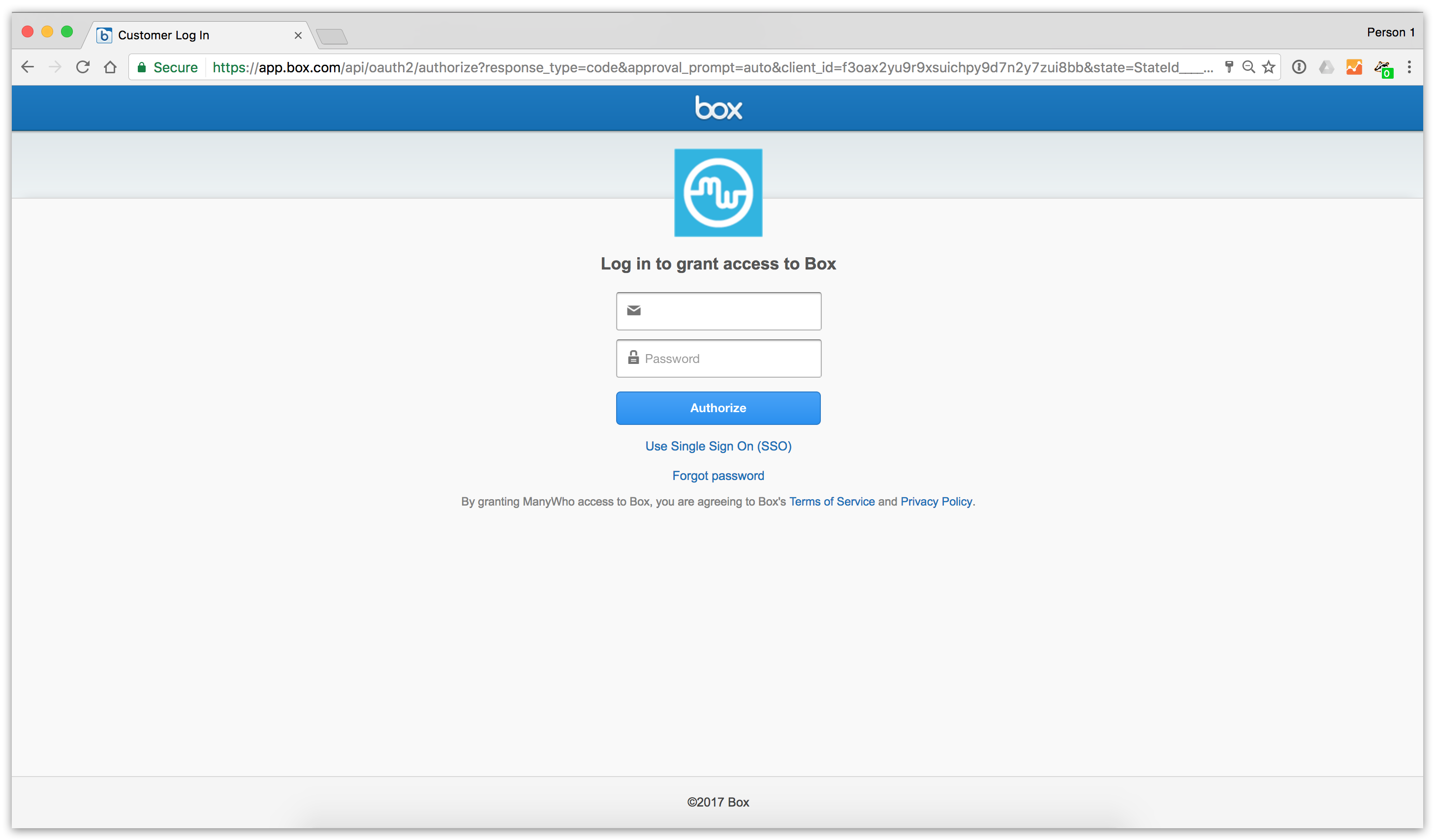 Tutorial: Uploading files in Box using an app - Boomi Flow